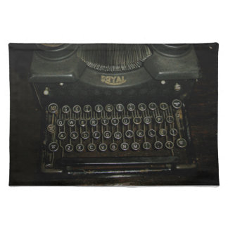 Retro handstilmaskin för vintage, skrivmaskin bordstablett