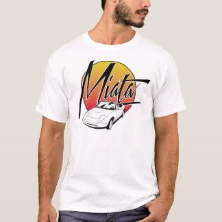 Retro Miata utslagsplats T Shirt