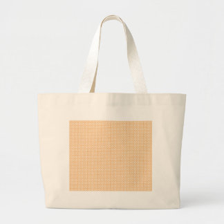 Retro mönster tote bags