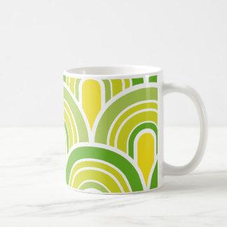 Retro mugg (grönt)