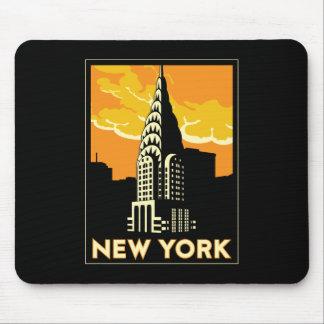 retro New York United States USA vintage reser Musmatta