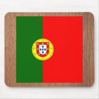 Retro Portugal flagga Musmatta
