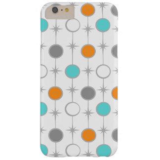 Retro pricker och Starbursts fodral för plusen för Barely There iPhone 6 Plus Fodral
