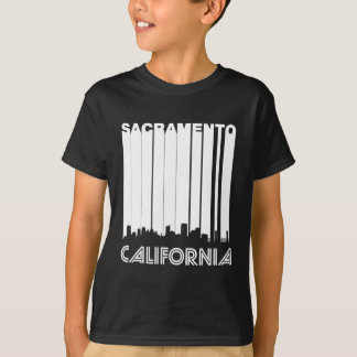 Retro Sacramento horisont Tröja