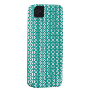 Retro Shapeturkos Case-Mate iPhone 4 Cases