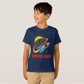 Retro Spaceman T Shirt