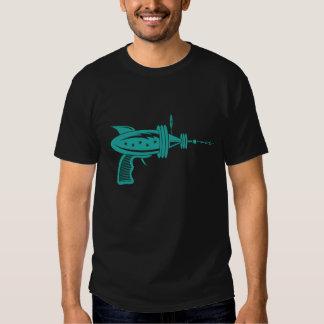 Retro strålvapen i kricka t shirt