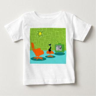 Retro T-tröja för spädbarn för Tshirts