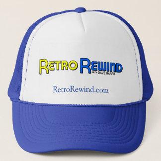 Retro tillbakaspolning med den Dave Harris hatten Keps