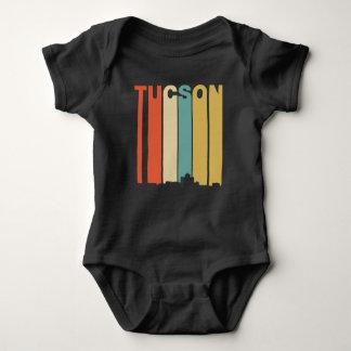 Retro Tucson Arizona horisont T-shirt