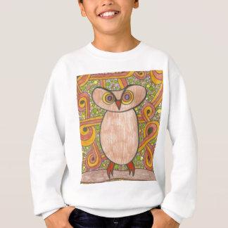 Retro uggla tröjor