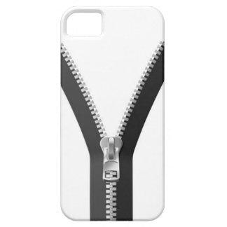 Retro Zipper för iPhone 5 på den roliga old school iPhone 5 Skydd