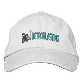 RetroBlasting justerbar hatt