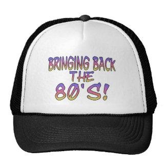 Retur av 80-tal keps