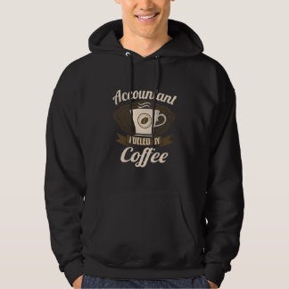 Revisor som tankas av kaffe sweatshirt