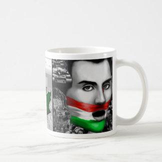 revolution 1956-Hungarian & flyktingar i Kanada Kaffemugg