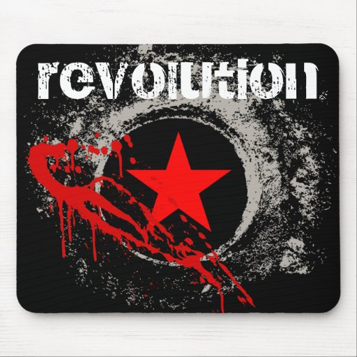 Revolution Mousepad Musmattor