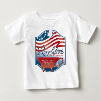 Revolution Tea Företag T Shirts