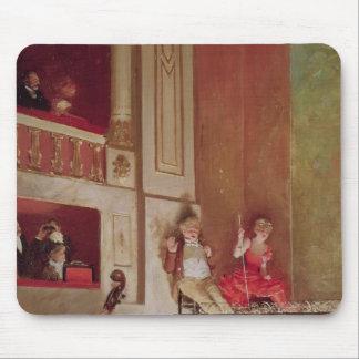 Revue på Theatredesen Varietes, c.1885 Musmatta