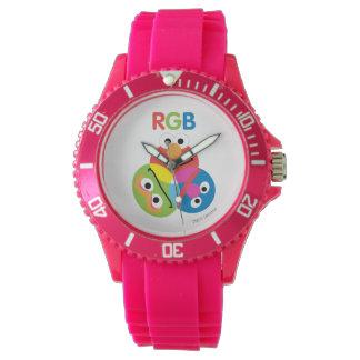 Rgb-sesamgata Armbandsur