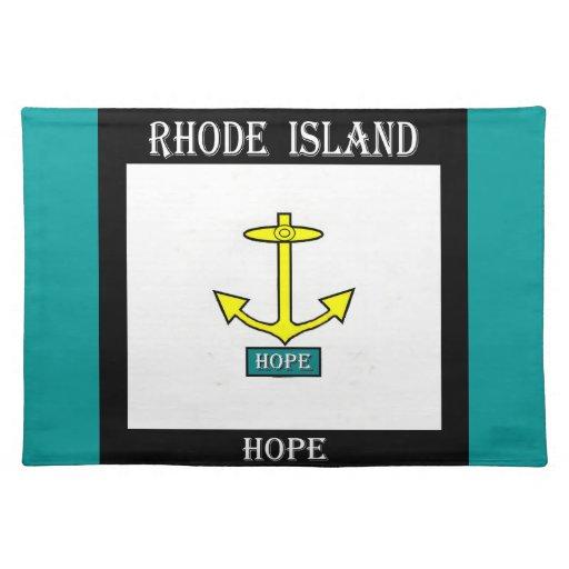Rhode - öhopp ankrar bordstablett