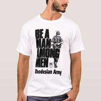 Rhodesian armé tee shirt