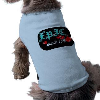 Ribbed tanktop♥╬ღ för ღ╬♥ÊPÏÇ #1 vovve Hundtröja