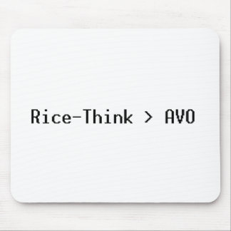 Rice-Think>AVO Mousepad Musmatta