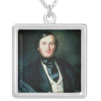 Richard Wagner Silverpläterat Halsband