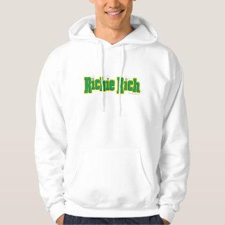 Richie rik logotyp - färg sweatshirt