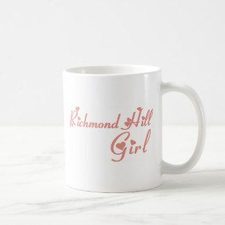 Richmond flicka kaffemugg