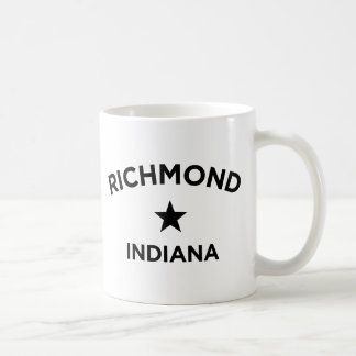 Richmond Indiana mugg