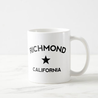 Richmond Kalifornien Kaffemugg