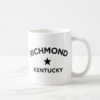 Richmond Kentucky kaffemugg