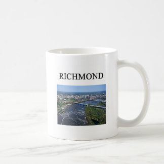 RICHMOND virginia Kaffemugg
