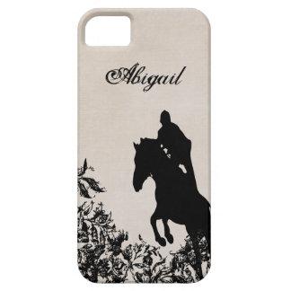 Rid- fodral för hästbanhoppningiPhone 5 iPhone 5 Case-Mate Fodraler