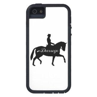 Rid- häst- och ryttareiphone case för Dressage iPhone 5 Skal