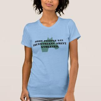 Rid- idrottsman t shirt