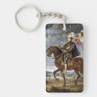 Rid- porträtt av Philip II Peter Paul Rubens