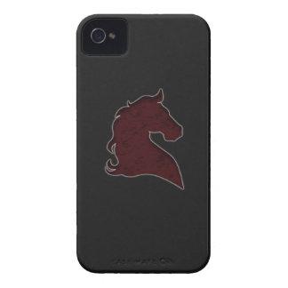 Rida den röda hästen Case-Mate iPhone 4 cases