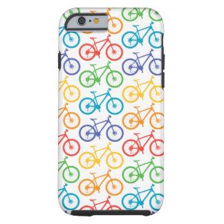Rida en cykel Marin - fodral för vitiPhone 6 Tough iPhone 6 Case