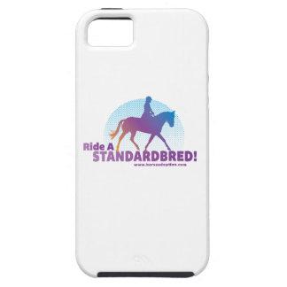 Rida en Standardbred iphone case iPhone 5 Cases