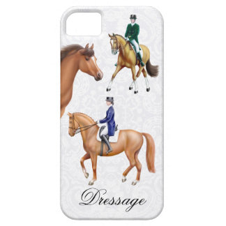 Rida fodral för DressageiPhone 5 iPhone 5 Case-Mate Cases