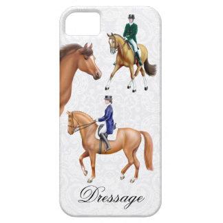 Rida fodral för DressageiPhone 5 iPhone 5 Case-Mate Fodral