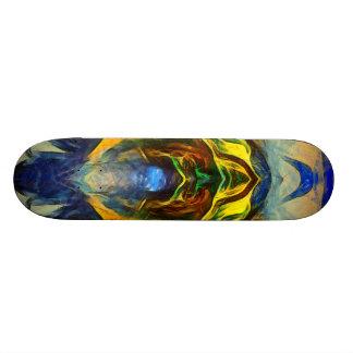 Rida Mini Skateboard Bräda 18,7 Cm