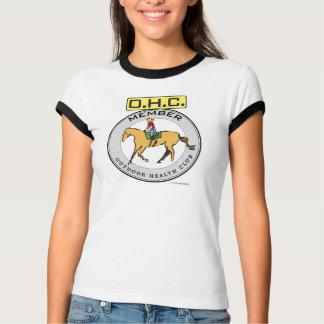 Rida skjorta för utomhus- vård- klubb t-shirt