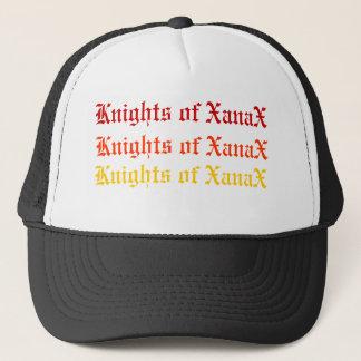 Riddare av XanaX den flott hatten Truckerkeps