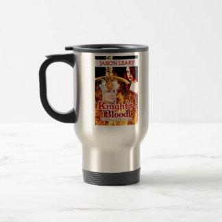 Riddare blod Frappaccino som är stor…, Travel mug Rostfritt Stål Resemugg