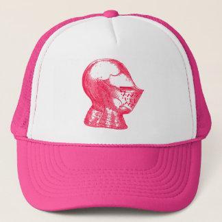 Riddare för hjälm för Armor för rosariddare Keps