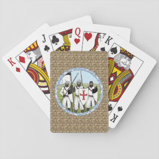 Riddare Templar Casinokort